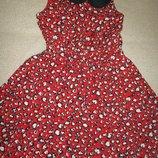 летнее платье Маталан 10л