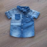 Крутая рубашка для малыша