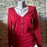 кофта, джемпер, свитер - 100% шерсть - Karen Cole - размер M