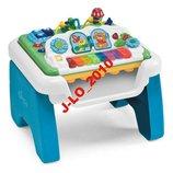 Игровой столик CHICCO MODO двухсторонний пианино
