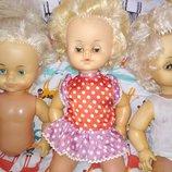Цена за 3.Sebino Кукла винтажная коллекционная куколка Днепроетровск,дзи,италия ссср на реставрацию