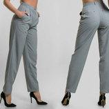 Женские стильные брюки 5249 Креп Бананы в расцветках.