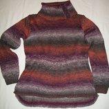 Стильный теплый свитер от Gina Benotti