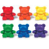Learning Resources Набор фигурок медведей - 6 шт