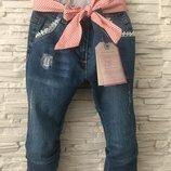 Красивенные джинсы 92-128