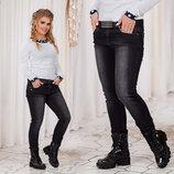 Женский стильные джинсы бойфренд 1198.