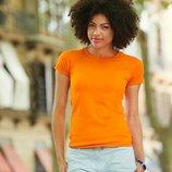 Женские футболки, приталенные. Очень мягкий хлопок. Выбор цвета.