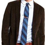 Пиджак коричневый плотный вельвет TOMMY HILFIGER 50р
