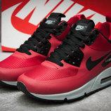 Кроссовки мужские Nike Air Max 90, красные