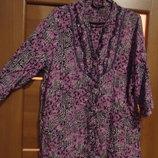 Симпатичная блузка 62 22 р
