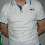 Фирменная футболка тениска поло бренд Crosshatch .л