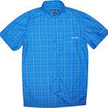 Мужская рубашка безрукавка в клетку Regatta S M