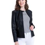 Куртка женская новая кожаная демисезонная M L XL XXL 3XL 46 48 50 52 54 56