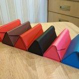 футляр коробочка для очков в разных цветах
