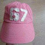 кепка блайзер мужская женская оригинал Polo Ralph Lauren резулируется с заду розовая