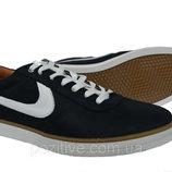 Мужские кожаные спортивные туфлиKonorsShoesBlue
