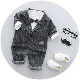 Нарядный костюм тройка р. 100