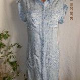 Платье-Рубашка вискоза autograph