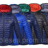 двухсторонняя куртка демисезонная Спорт