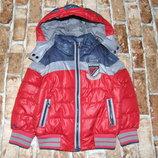 куртка деми трансформер 3года GEOX Джеокс большой выбор одежды 1-16лет