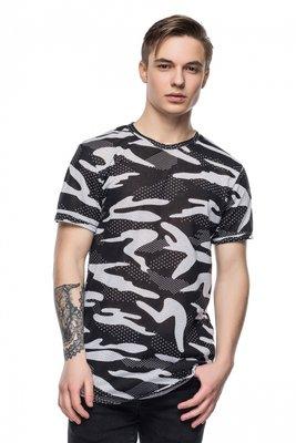 Стильная мужская футболка хлопок/вискоза. Размер S-XXL. Топ продаж.