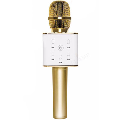 Беспроводной микрофон караоке bluetooth Q7