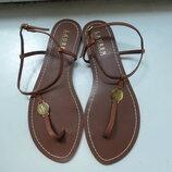 Босоножки сандалии Lauren Ralph Lauren р 38-39