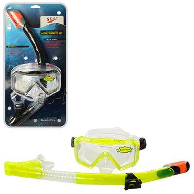 Набор для плавания маска с трубкой Seals 25639 2 цвета