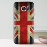 Чехол-Накладка TPU Image British Flag для Samsung Galaxy S7 Edge/G935
