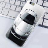 Чехол-Накладка TPU Image Car для iPhone 6/6S