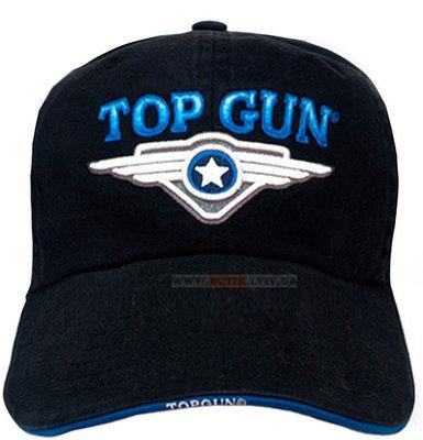 Продано  Кепка Unisex Top Gun Cap черная - шапки в Львове ... efee552901f