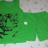 Стильный летний костюм Тигр