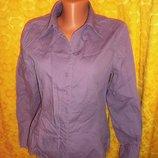 Рубашка классическая приталенная р. м - street one