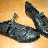 Туфли, ботинки натуральная кожа размер 37