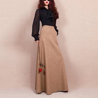 Хит Шикарная юбка полусолнце макси в стиле Бохо разные цвета все размеры