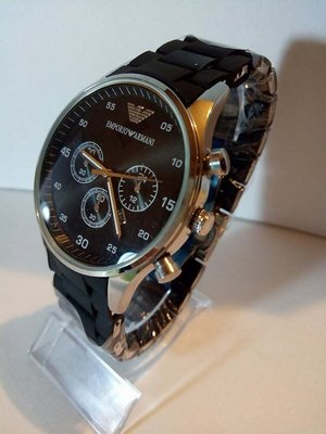 24d9460f Наручные часы Emporio Armani, Армани Black: 350 грн - аксессуары и ...