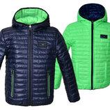 Куртка демисезонная для мальчиков 3 - 15 лет