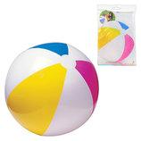 Мяч 59030 разноцветный