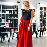 Хит Классическая юбка-тюльпан Колокол макси все цвета и размеры есть возможность пошива с карманами