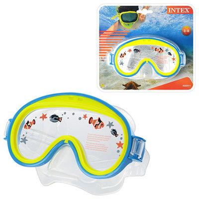 Маска для плавания 55911 детская