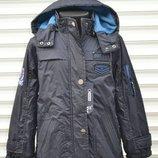 Куртка-Парка демисезонная на мальчика.Р-ры 98,104,110,128. Венгрия, Grace.