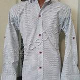 Стильная рубашка на мальчика от 5 до 12 лет, более 30 моделей