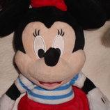 Скидка озвученая мягкая игрушка Минни Маус Minnie Mouse Disney IMC Toys Испания оригинал 37 см