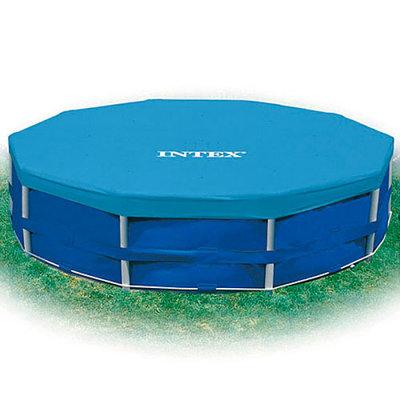 Тент 28031 для круглых каркасных бассейнов