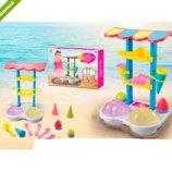 Игровой набор для песочницы кафе мороженое 9903