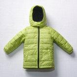 Легкая стеганная куртка весна, осень для мальчика 1-2 лет