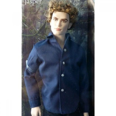 Barbie Collector The Twilight Saga Breaking Dawn Jasper Барби Джаспер Сумерки