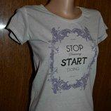 Женская футболка, футболка, футболка XS-S, футболка женская 42 размер, футболка 38 размер