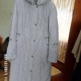 XL-XXL пальто куртка зима-єврозима-демісезонна