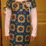 Платье , туника на зиму с длинным рукавом